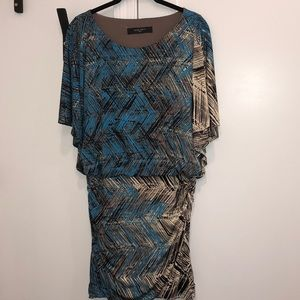NINE West dolman sleeve dress
